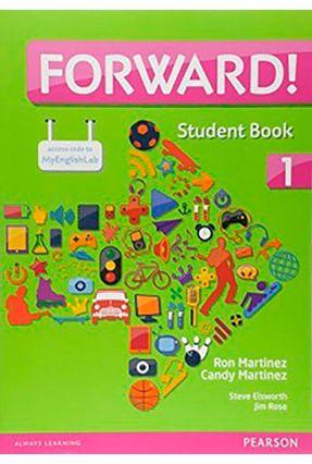 Forward! 1 Pack Sb W/ Mel & Multirom 1 Pack Sb With Mel + Multi-Rom 1 - Editora Pearson | Nisrs.org