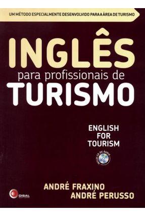 Inglês Para Profissionais de Turismo - Fraxino,André Perusso,André pdf epub