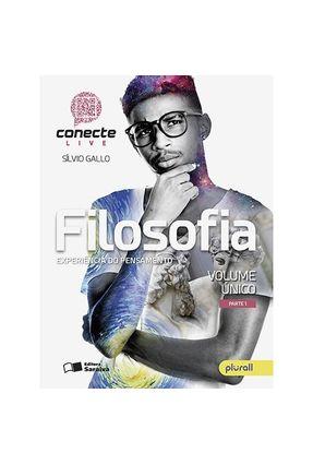 Conecte Filosofia - Vol. Único - Gallo,Silvio pdf epub