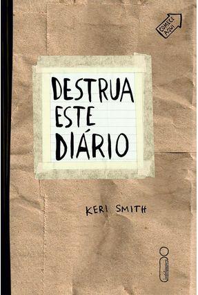 Destrua Este Diário - Smith,Keri | Tagrny.org