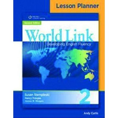World Link 2nd Edition Book 2 - Lesson Planner With Teacher´s Resource CD-ROM