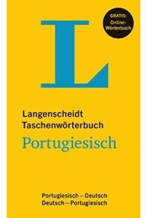Langenscheidt Taschenwörterbuch Portugiesisch - Portugiesisch - Deutsch / Deutsch - Portugiesisch - Langenscheidt Publishing | Nisrs.org