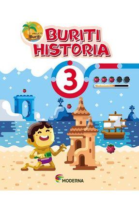 Buriti - História - 3º Ano - 4ª Ed. 2017 - Editora Moderna | Hoshan.org