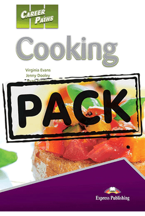 Career Paths Cooking - Student's Pack 2 - Us Version
