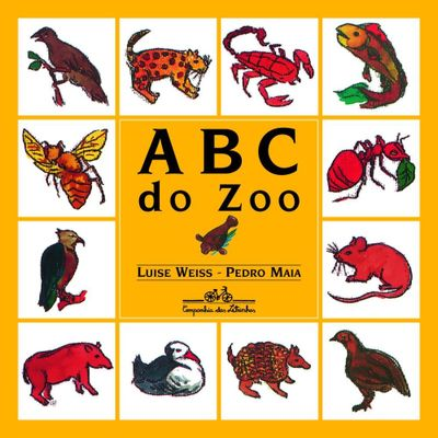 Abc do Zoo - Animais do Brasil