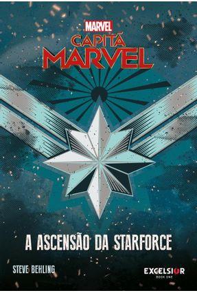 Capitã Marvel - A Ascensao da Starforce