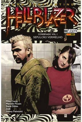 Hellblazer - Condenado Vol. 1