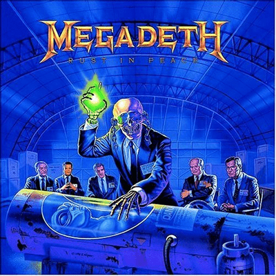 Megadeth - Rust In Peace - Remastered