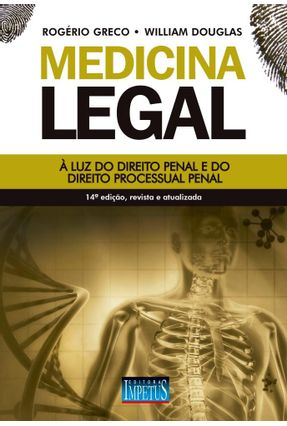 Medicina Legal - 14ª Ed. 2019 -  pdf epub
