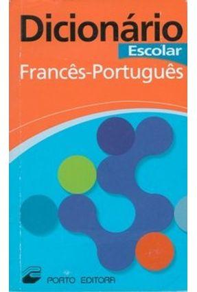 Dicionario Francês-português - Escolar