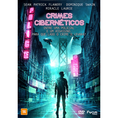 Crimes Cibernéticos - DVD