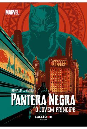 Pantera Negra - O Jovem Príncipe -  pdf epub