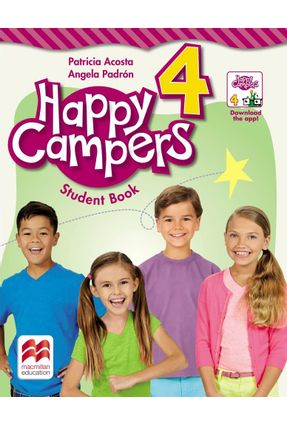 Happy Campers - Student'S Book Pack -With Skills Book - Level 4 -  pdf epub