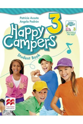 Happy Campers - Student'S Book Pack -With Skills Book - Level 3
