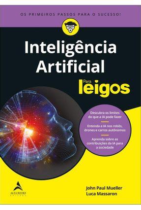 Inteligência Artificial Para Leigos - Mueller,John Paul Massaron,Luca   Hoshan.org
