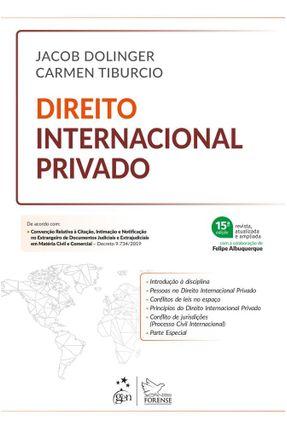 Direito Internacional Privado - Dolinger,Jacob Tiburcio,Carmem | Nisrs.org
