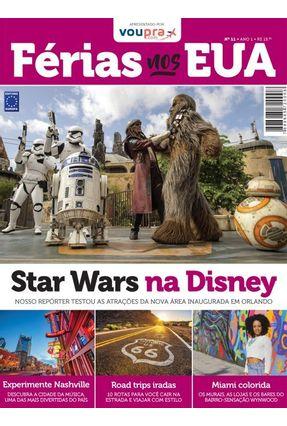 Revista Férias Nos EUA - Edição 11 - Star Wars Na Disney