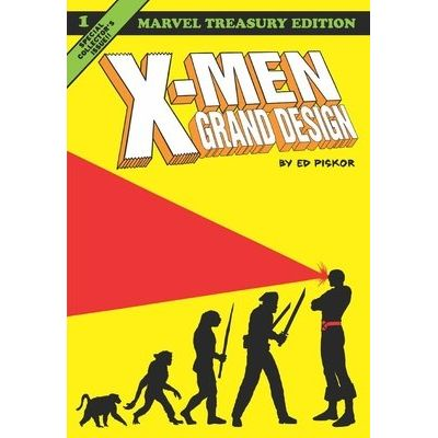X-Men: Grand Design - The Complete Graphic Novel