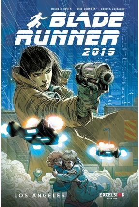 Blade Runner 2019 Vol. 1 - Johson,Mike Guinaldo,Andres Green,Michael pdf epub