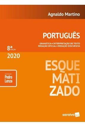 Português Esquematizado - 8ª Edição 2020