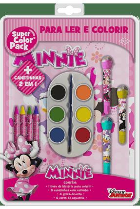 Disney - Super Color Pack - Minnie - Disney pdf epub