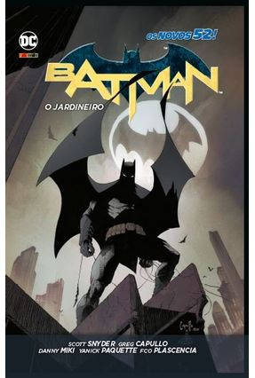 Batman - O Jardineiro - Snyder,Scott pdf epub