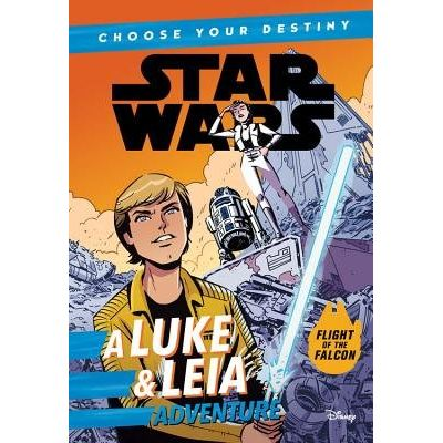 Star Wars A Luke & Leia Adventure - A Choose Your Destiny Chapter Book