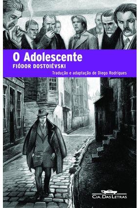 O Adolescente - Dostoevsky,Fyodor Mikhailovich   Hoshan.org