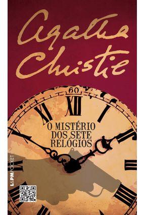 O Mistério Dos Sete Relógios - Col. L&pm Pocket - Nova Ortografia - Christie,Agatha pdf epub