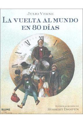 Vuelta Al Mundo En 80 Días, La - Verne,Jules | Hoshan.org