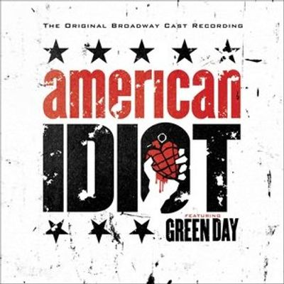 American Idiot Cast Album - 2 CDs