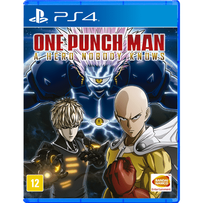 One Punch Man - A Hero Nobody Knows - PS4