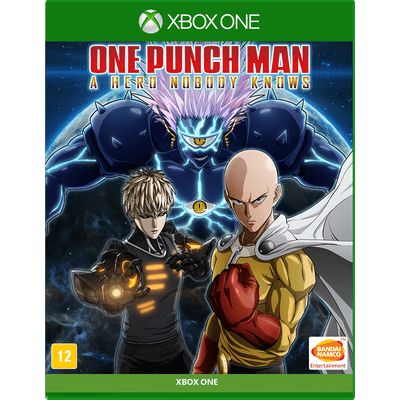 One Punch Man - A Hero Nobody Knows - Xbox One