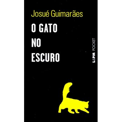 O Gato no Escuro - Pocket / Bolso