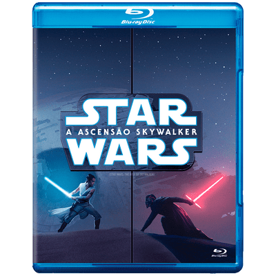 Star Wars - A Ascensão Skywalker - Blu Ray