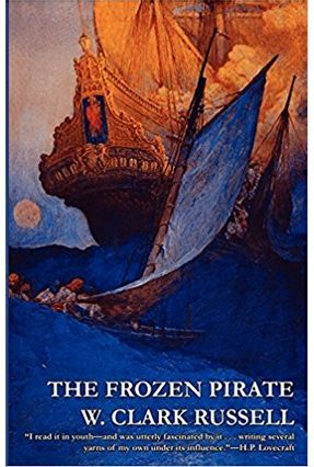 The Frozen Pirate - W. Clark Russell   Tagrny.org