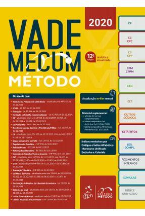Vade Mecum Tradicional Método 2020 - Saraiva