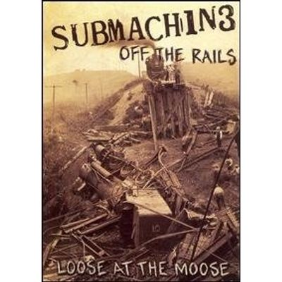 OFF THE RAILS: LOOSE AT THE MOOSE (WCD) (2PC)