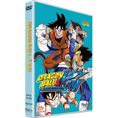 Dragon Ball Z Kai - Volume 4 - Dvd4