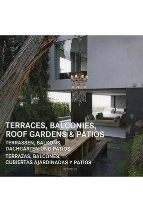 Terraces, Balconies, Roof Gardens & Patios - Serrats,Marta pdf epub