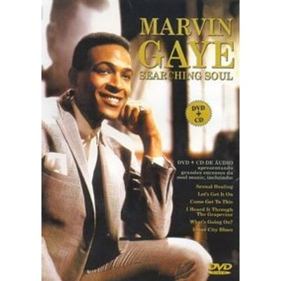 Marvin Gaye - Searching Soul - DVD + CD
