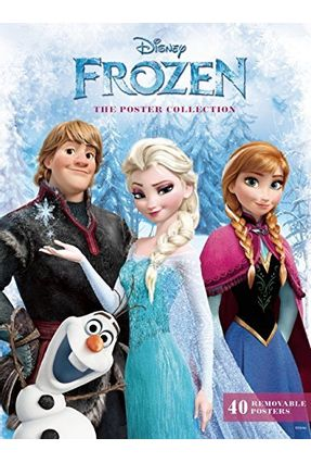 Frozen - The Poster Collection - Insight Editions | Hoshan.org