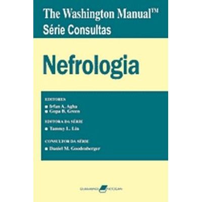 The Washington Manual Série Consultas - Nefrologia