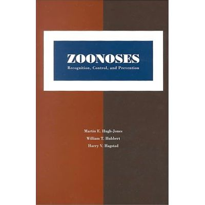 Zoonoses - Recognition Control And Prevention