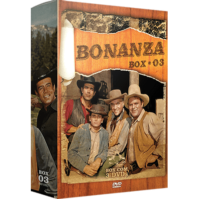Bonanza - Box 3 - 3 DVDs