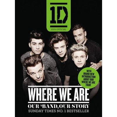 One Direction - Where We Are 100% Official - Our Band, Our Story