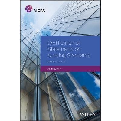Codification Of Statements On Auditing Standards 2019 - Numbers 122 To 135
