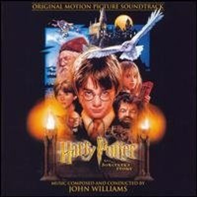 HARRY POTTER & THE PHILOSOPHER'S STONE / O.S.T.