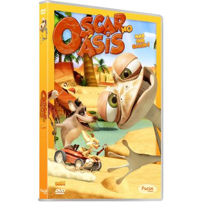 Oscar No Oásis Vol. 1 - DVD