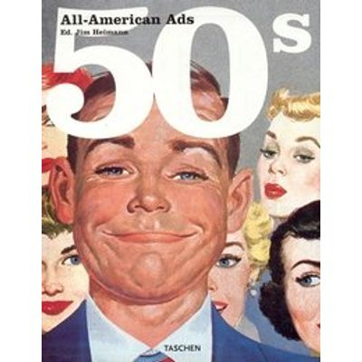 All-american Ads 50´s